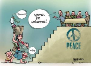 women-are-welcomed-eprp-cartoon-arkar-8dec2014-eng-300x219